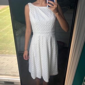 Black House White Market White Lace dress